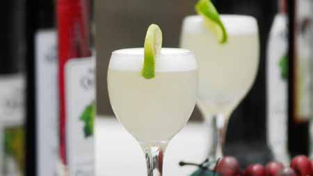 Pisco Sour es el coctel preferido de los peruanos